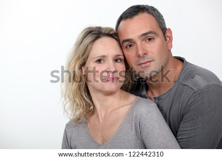 Lacrouts_Isabelle_230311,Paniandy_Eric_230311 - stock photo