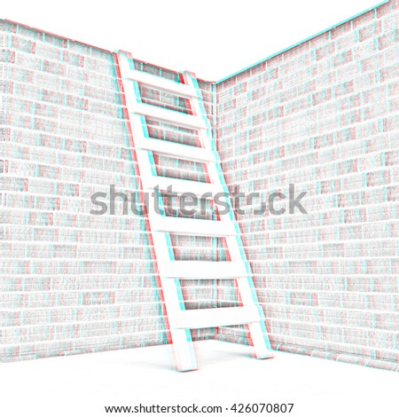 3d brick wall drawing see brick pattern wall white stock images royalty free 341