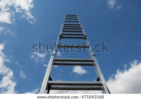 Ladder to sky, Ladder of success