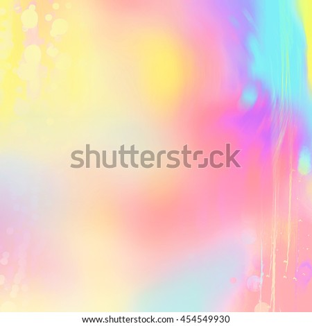 Ladies night party, blurred image background