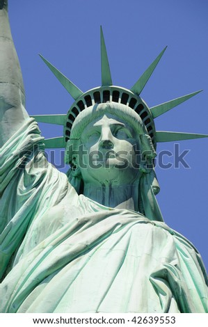 Lady Liberty fights for Freedom