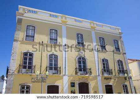 Ean stock images royalty free images vectors shutterstock - Tourist office lagos portugal ...
