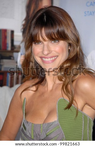 "Lake Bell at the ""No Strings Attached"" Los Angeles Premiere, Regency Village Theater, Westwood, CA. 01-11-11"