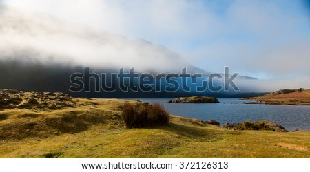 Lake District. A regular haunt around Eskdale and surrounding valleys.