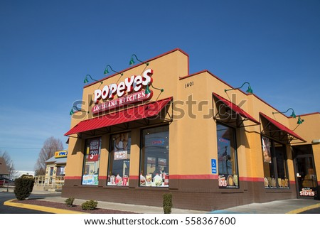 Popeyes Louisiana Kitchen Logo Vector popeye stock images, royalty-free images & vectors | shutterstock