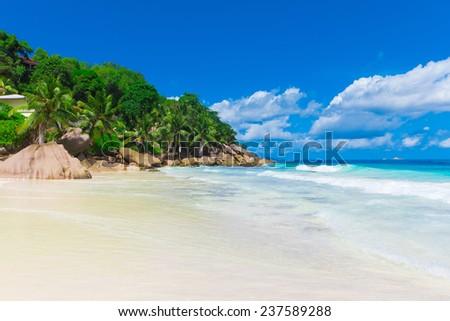 Landscape Bay Shore  - stock photo