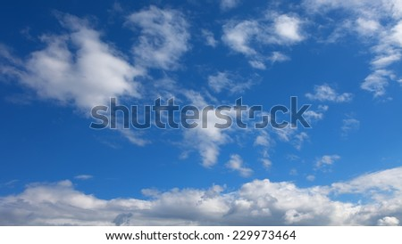 landscape photo of sky