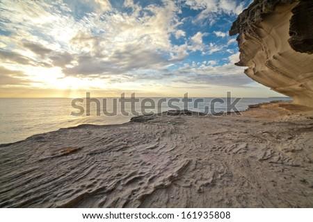 landscape - Sydney Australia  - stock photo