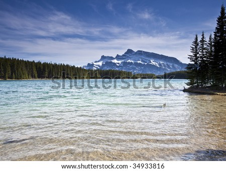 Landscapes of Banff National Park