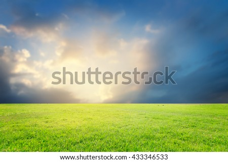 landscapes sky background retouch  in nature