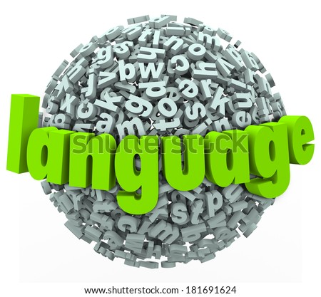 how to add a lanugage to word