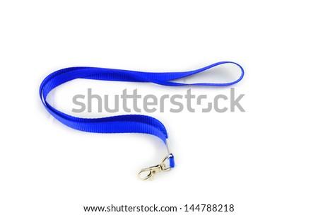 Lanyard For Badge Tag - stock photo
