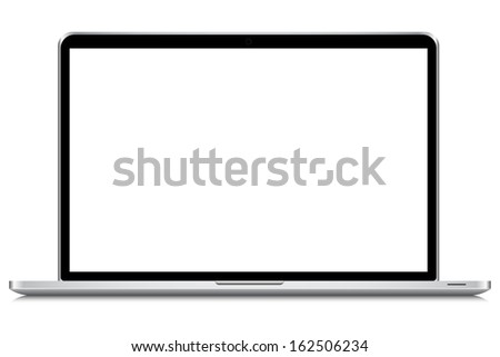 Laptop Computer - stock photo