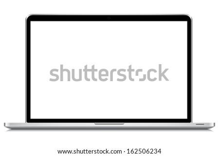 Laptop Computer - stock photo