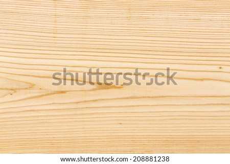 Larch wood as background - stock photo