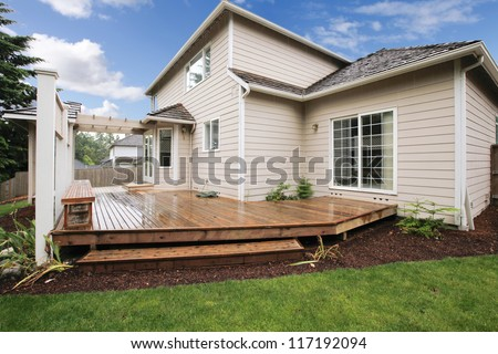 Deck Stock Photos Images Amp Pictures Shutterstock
