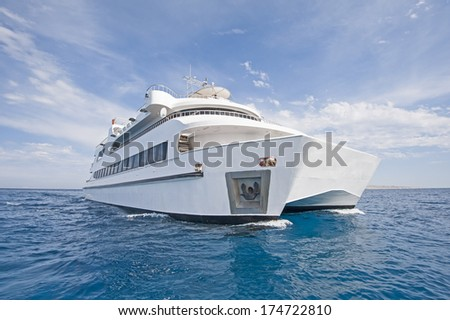 Pleasure Boat Stock Images, Royalty-Free Images & Vectors ...