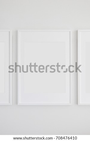 Large Vertical Picture Frame Mat On Stock Photo (100% Legal ...