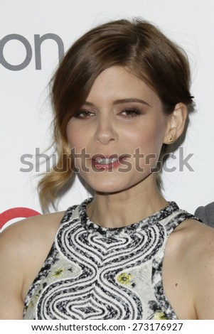 LAS VEGAS - APR 23:  Kate Mara at the CinemaCon Big Screen Achievement Awards at the Caesars Palace on April 23, 2015 in Las Vegas, NV