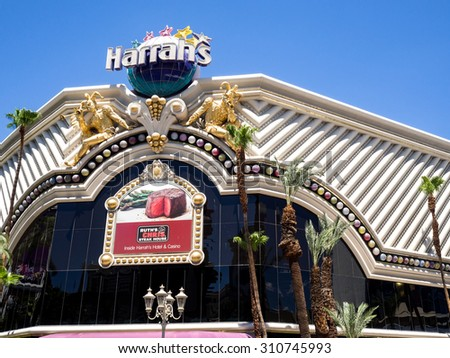 LAS VEGAS JULY,2015 HARRAHS Casino and Hotel