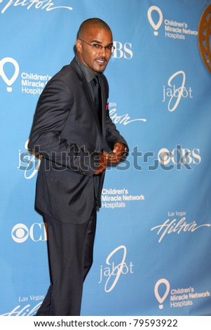 LAS VEGAS - JUN 19:  Shemar Moore in the Press Room of the  38th Daytime Emmy Awards at Hilton Hotel & Casino on June 19, 2010 in Las Vegas, NV.
