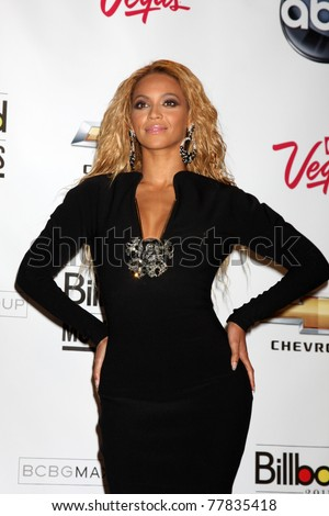 LAS VEGAS - MAY 22:  Beyonce Knowles in the Press Room of the 2011 Billboard Music Awards at MGM Grand Garden Arena on May 22, 2010 in Las Vegas, NV.