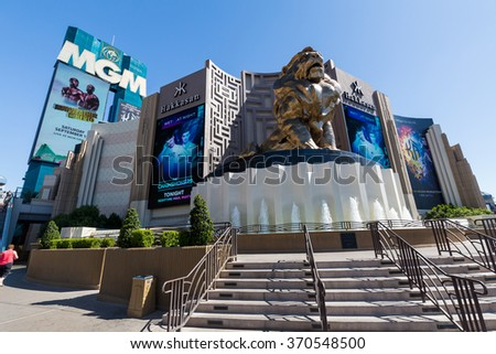 Mgm Grand Las Vegas Stock Images Royalty Free Images Vectors Shutter