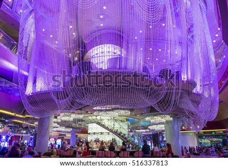 Las vegas oct 05 chandelier bar stock photo download now 516337813 las vegas oct 05 the chandelier bar at the cosmopolitan hotel casino in mozeypictures Choice Image