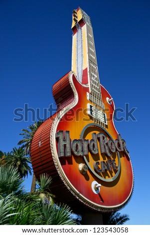 Hard Rock Cafe Vegas Opened