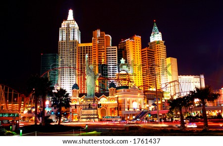 Las Vegas, USA - stock photo
