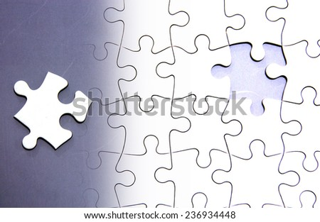 Last Jigsaw to fill in lacking point