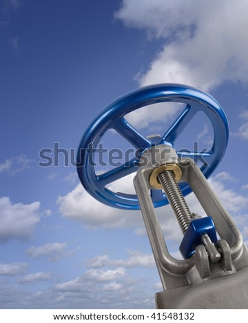 latch - stock photo
