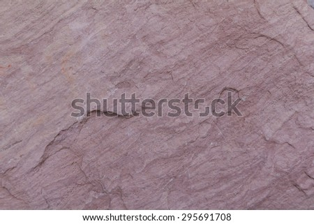 Laterite stone surface for background. - stock photo