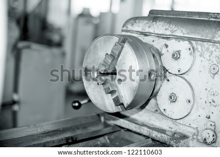 lathe turner works for lathe