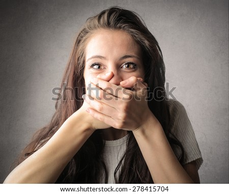 Laughter - stock photo