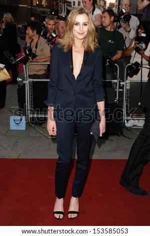 Laura Carmichael arriving for the 2013 GQ Men Of The Year Awards, at the Royal Opera House, London. 03/09/2013