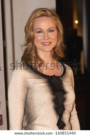 Laura Linney at THE 8TH ANNUAL HOLLYWOOD FILM FESTIVAL awards ceremony, Beverly Hills, CA October 18, 2004 - stock photo