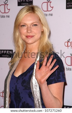 Laura Prepon  at the Grand Opening of the Apple Lounge. Apple Lounge, West Hollywood, CA. 08-14-08