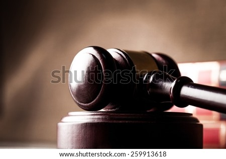 Law, Justice, Legal System. - stock photo