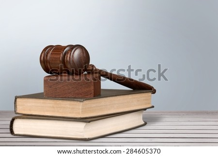 Law, legal, lawyer. - stock photo