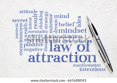 Law of attraction essay
