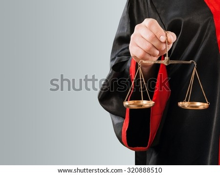 Law student. - stock photo