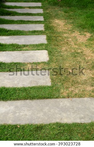Lawn background