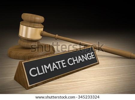 Laws and policy on climate change and environmental protection