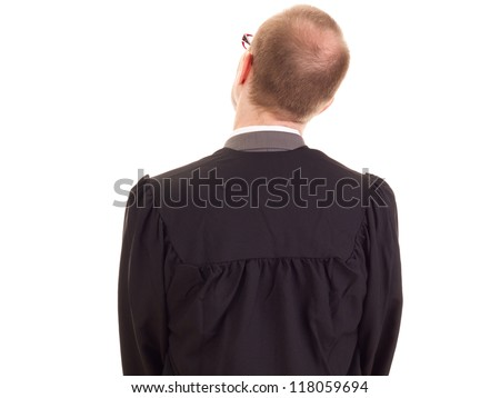 Lawyer - stock photo