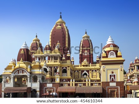Laxmi Narayan temple, New Delhi, India