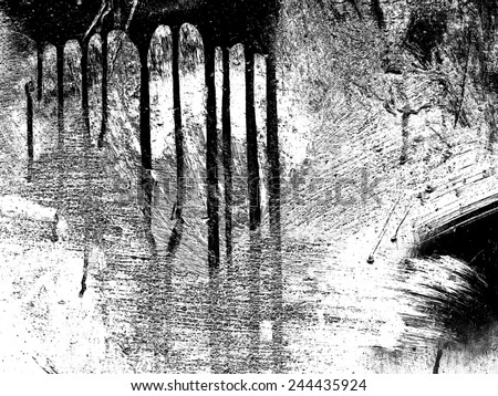 Layer mask for design abstract background in grunge style - stock photo