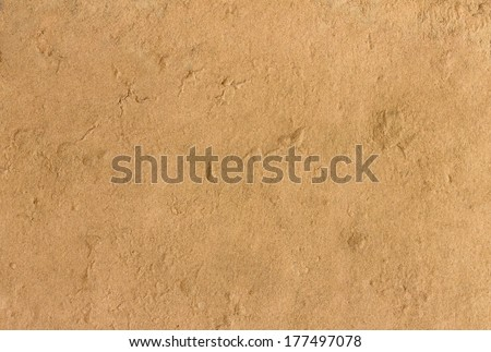 Layer of soil underground for background - stock photo