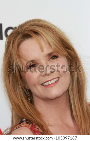 Lea Thompson at the AFI Life Achievement Award Honoring Shirley MacLaine, Sony Pictures Studios, Culver City, CA 06-07-12