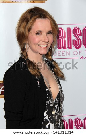 "Lea Thompson at the ""Priscilla Queen of the Desert"" Los Angeles Premiere, Pantages, Hollywood, CA 05-29-13"